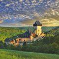 Tsjechië-kasteel