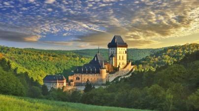 Koninklijk vermaak in Tsjechië