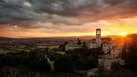 3 x wandelen in het heilige Umbrië