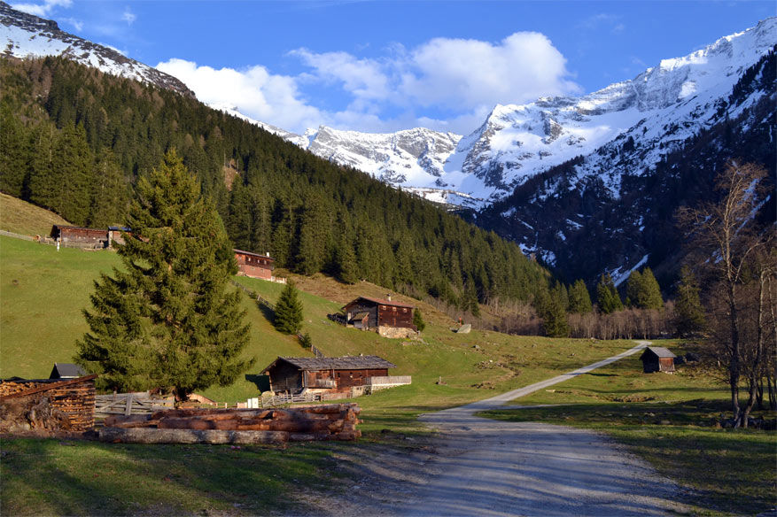 Dankzij strenge criteria onderscheiden berggidsdorpen zich van andere bergdorpen