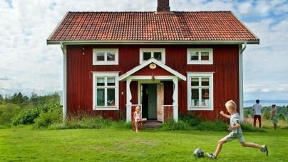 4x origineel overnachten in Zweden