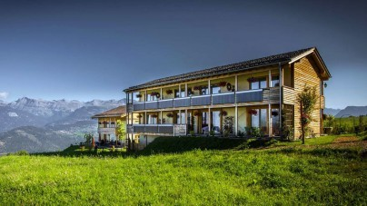 6 inspirerende hotels in Zwitserland
