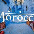 Reizen door Marokko ziet er zo uit