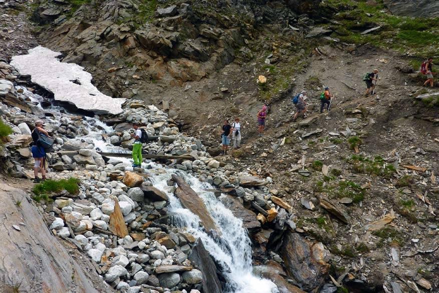 Wipptal: klimmen en klauteren over het water