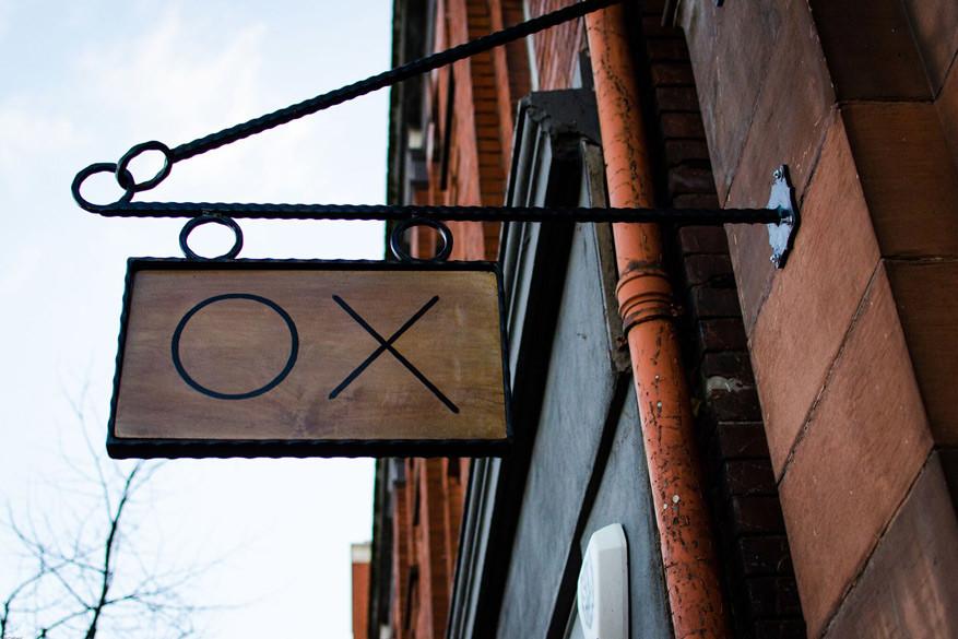 Belfast: restaurant OX. © OX