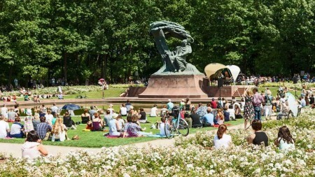 Waarom Chopin verbaast in Warschau