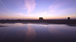 100 procent ontstressen aan de Duitse kust