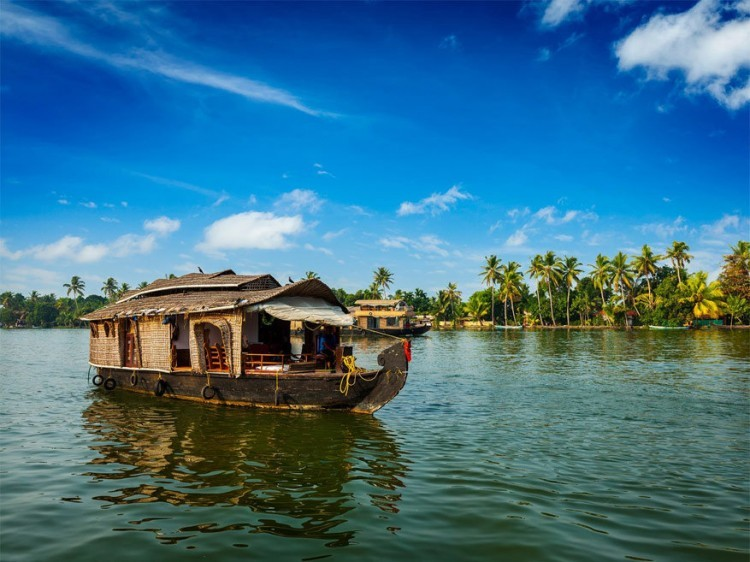 Kerala Backwaters, Indai