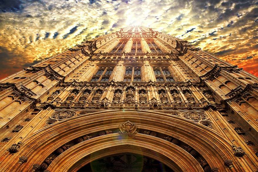 Shakespeare in Londen: Westminster Abbey. © Navalarp Teratanatorn
