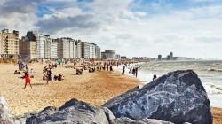 Oostende is duurste Belgische strand