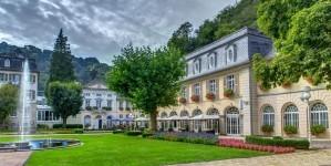 Vulkaanwater en rode moezelwijn verleiden in Bad Bertrich