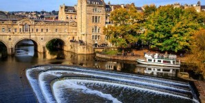 48 uur in historisch Bath