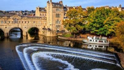 48 uur in historisch Bath