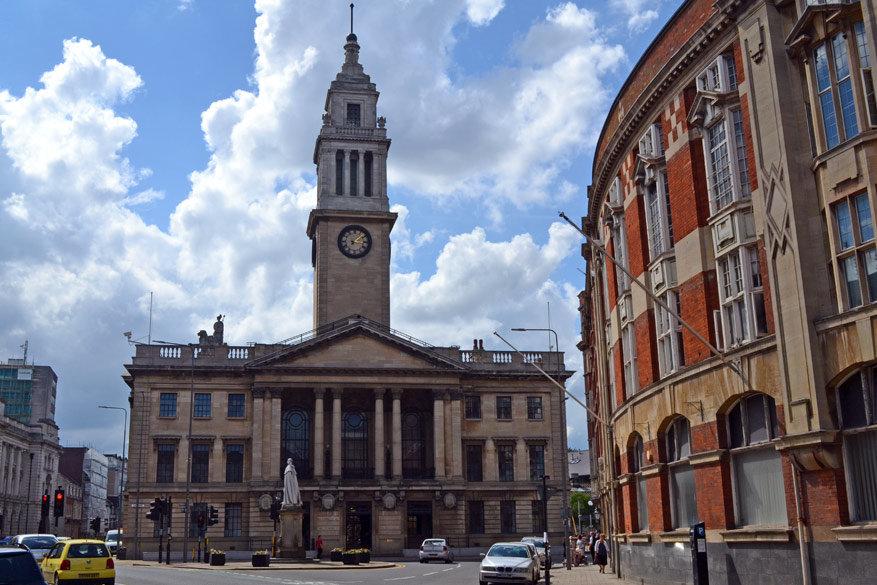De Guildhall