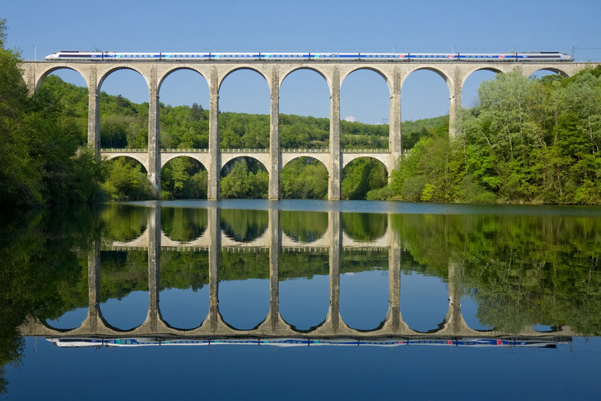 Het Cize-Bolozonviaduct