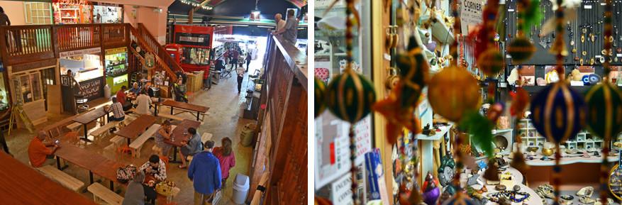 The Old Kent Market in Margate. © Kiënta Martens
