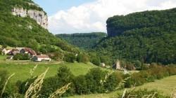 Route du Lac voert je door het natuurgeweld van Montagnes du Jura