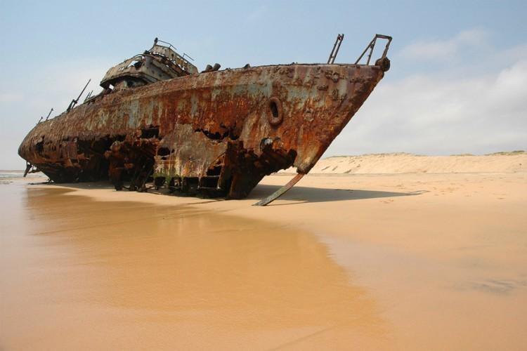 Op Geraamtekust, Angola in Namibië © Michael Makoto Mageropoulos