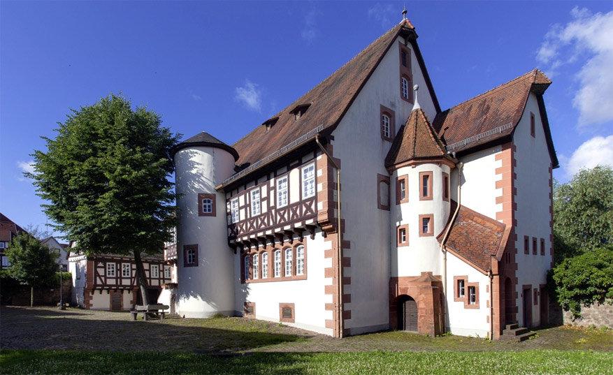 Het Grimm-museum in Steinau. © Gruppenhandbuch