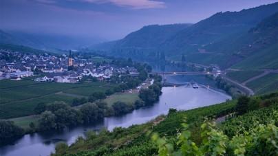 Fietsen en wandelen in de omgeving van Trier
