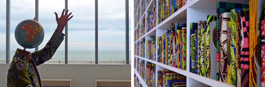 Tentoonstellingen aan de zee in Turner Contemporary, Margate. © Kiënta Martens