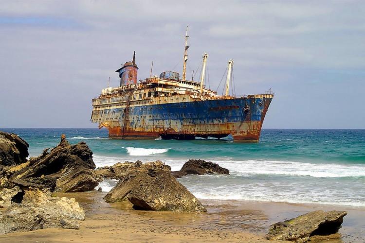 Fuerteventura, Canarische Eilanden © Dennis Fuisz