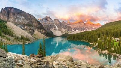 Hemelsblauw en adembenemend: deze 5 meren moet je zien in Canada's Alberta