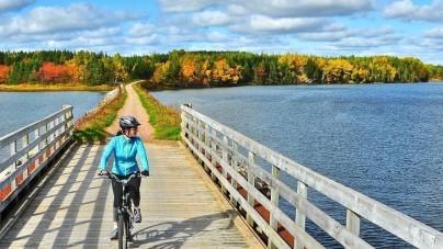 Canada opent langste fietsroute ter wereld