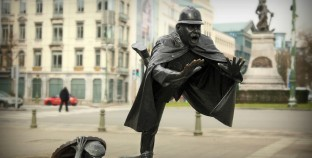 De 18 mafste standbeelden in Europa