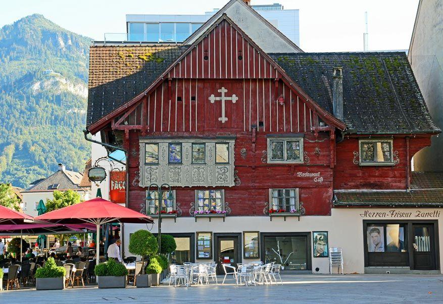 Cityhoppen in Bodensee Vorarlberg Dornbirn verbaast met