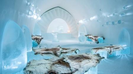 Nieuw Zweeds ijshotel vanaf 2017 hele jaar open