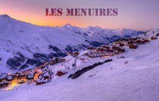 Les Menuires: dit skidorp maakt samen met Saint-Martin de Belleville, Courchevel, La Tania, Méribel, Brides-les-Bains, Val Thorens en Orelle deel uit van Les 3 Vallées en staat garant voor 160 km aan skiplezier. Logeren gaat er in een yourt en eten in een iglo. Voor de allerkleinsten, 3 tot 8 jaar, werd er ook voor extra glij- en speelplezier gezorgd dankzij iglo's, tunnels, torgelbanen en plaats voor sneeuwballengevechten! De ouders beleven meer spanning met een Fatbike of mountainbike speciaal geschikt voor de sneeuw. 2 afdalingen van 4 km onder begeleiding staan op het programma! Meer info: nl.lesmenuires.com en nl.st-martin-belleville.com