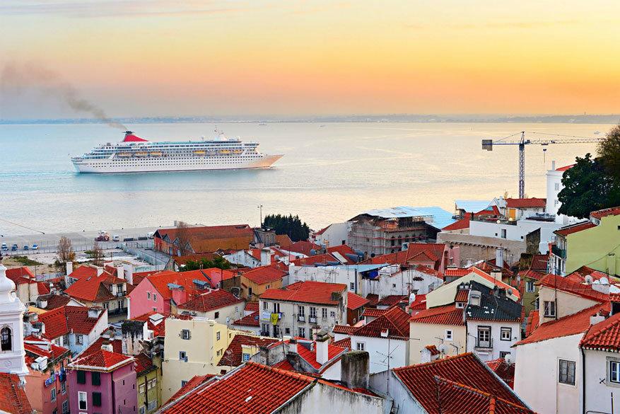 Cruisen langs de mooiste plekjes in Europa