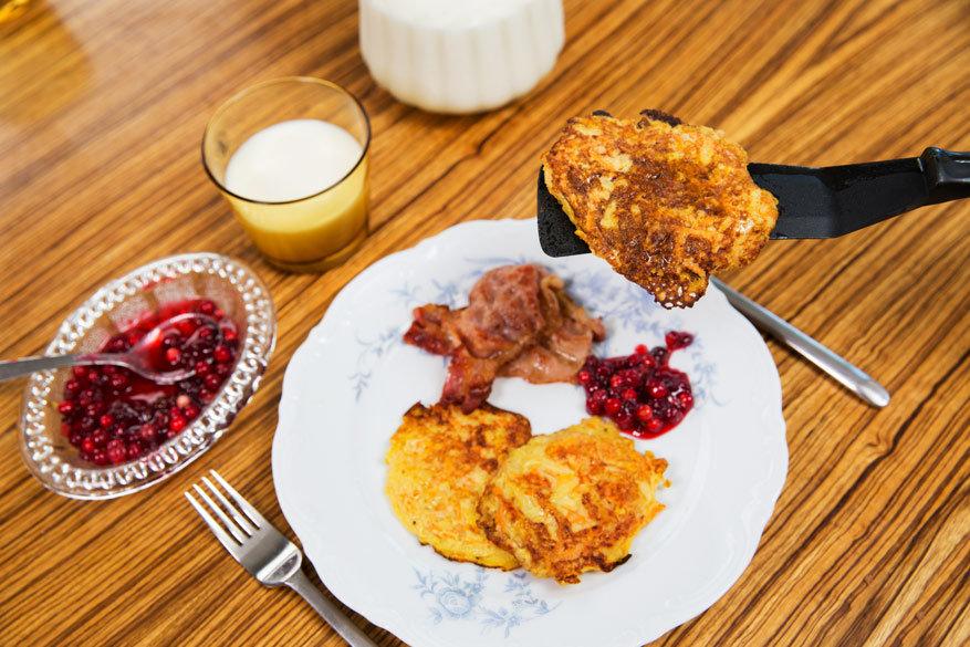 Zweedse pannenkoeken