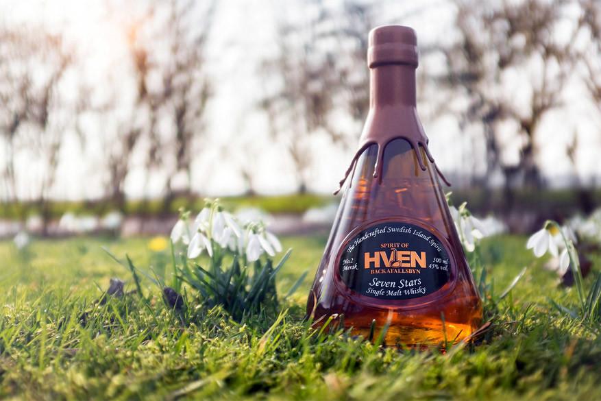 Whisky van Hven. © Hven