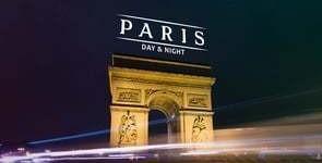 Eén dag en nacht in Parijs