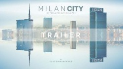 Razendsnelle timelapse toont magisch Milaan