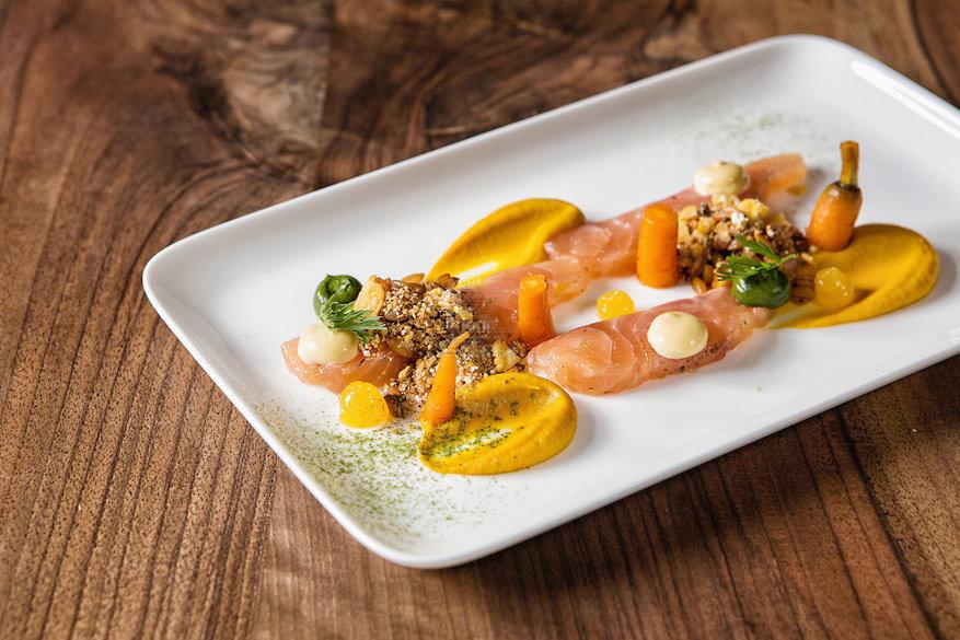 Klassieke keuken met een moderne twist © Restaurant Mangold