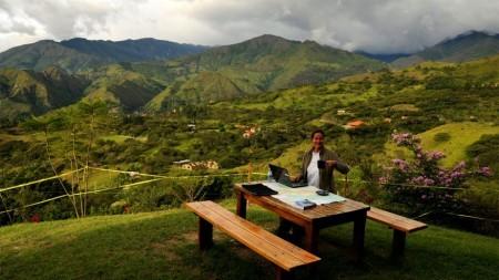 Roadtrip langs natuurscenes in Amerika: Ecuador