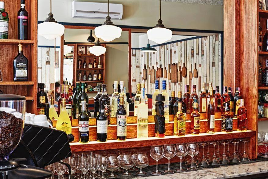 Probeer zeker een cocktail in Cantinho do Avillez