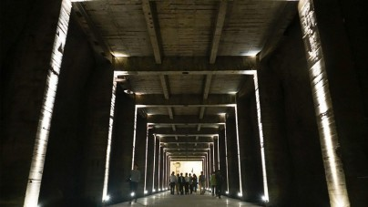 's Werelds grootste nucleaire bunker in China open voor publiek