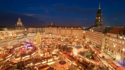 4 bijzondere kerstmarkten in Duitsland