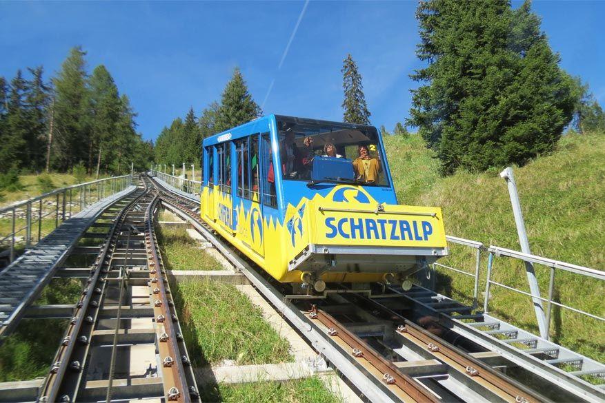 de Schatzalp-Bahn © Fons Jacobs