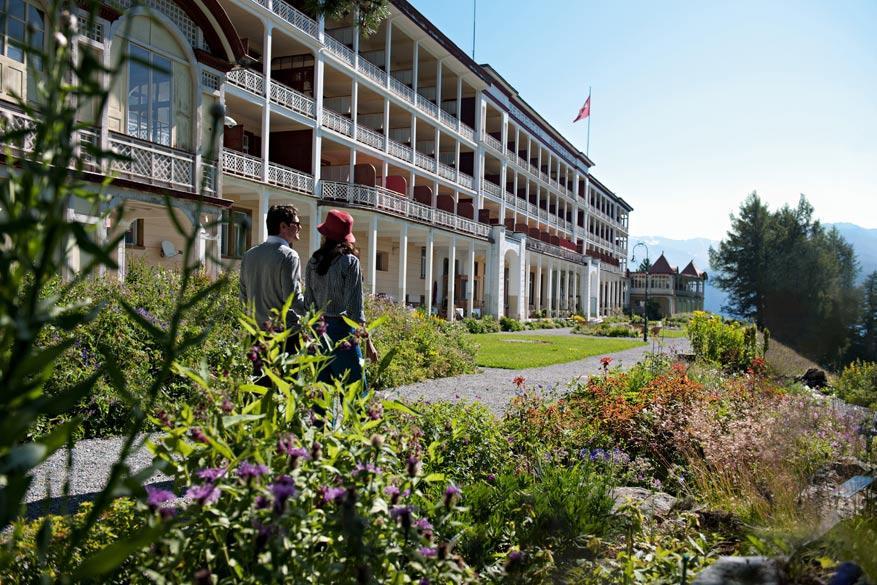 Hotel Schatzalp © Toerisme Zwitserland