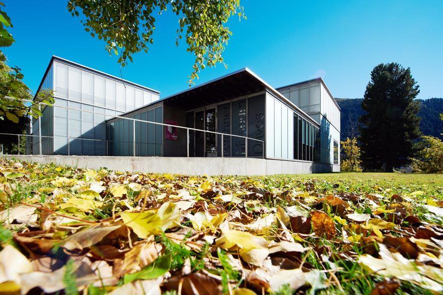 Het Kirchner Museum © Toerisme Zwitserland