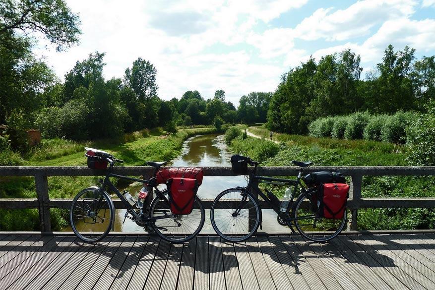 Een fietsvakantie combineert actief bezig zijn met genieten!