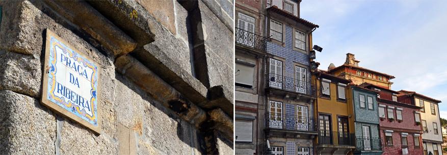 Praça da Ribeira: het mooiste van Porto