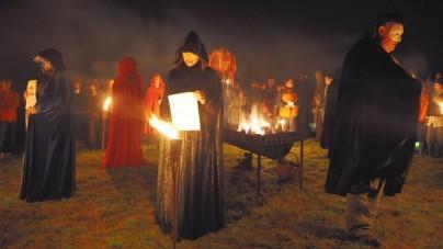 Terug naar de bron: het Halloween van Keltisch Ierland