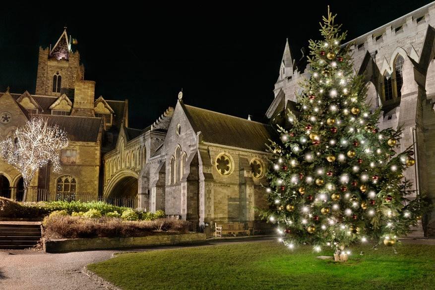 Kerstsfeer opsnuiven in Ierland