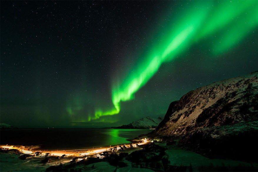 Hier spot je het Noorderlicht het best